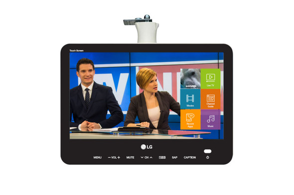 15'' FHD IPS Personal Healthcare Smart Touch TV Screen