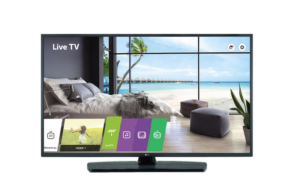 "55"" LG LED TV 4K Pro:idiom"