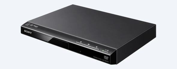 DVD, Player, Composite Video output, Sony