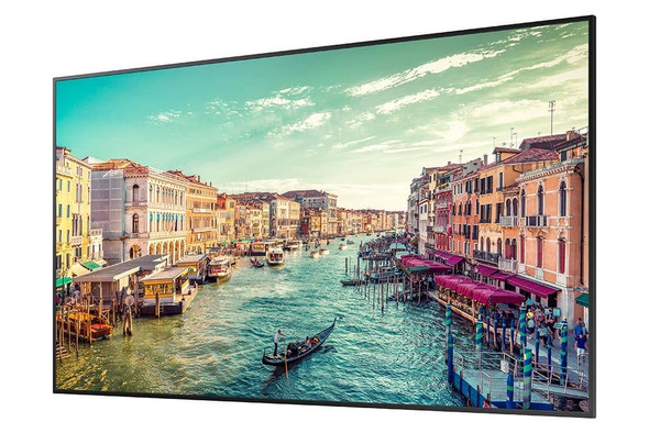 "65"" Samsung LED 4K Display Comml 24-7"