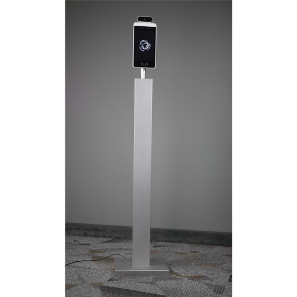 Floor Stand for Temperature Scanner Kiosk, US Built (Stand Only)