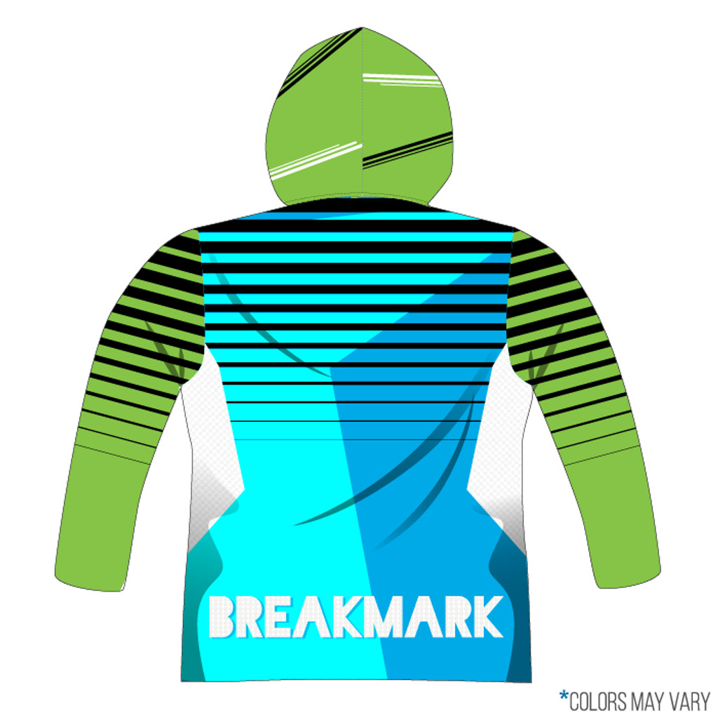 Breakmark Full Sub Long Sleeve with Hood Back