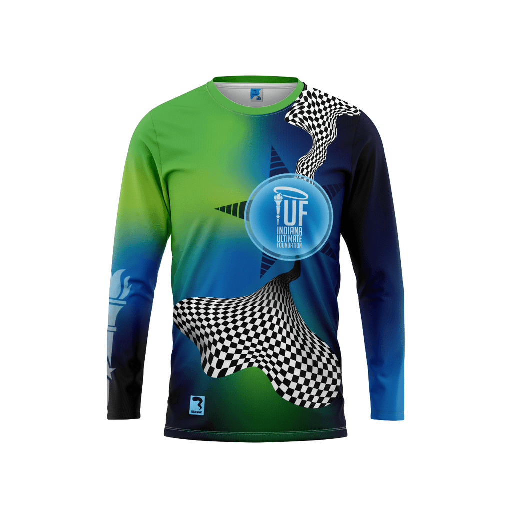 Indiana Ultimate Green Long Sleeve