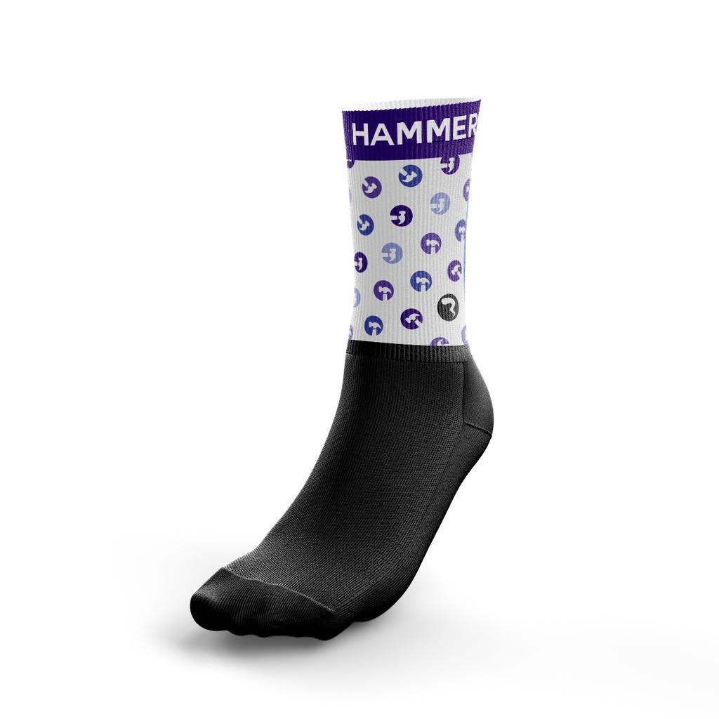 Triangle Hammers Light Socks