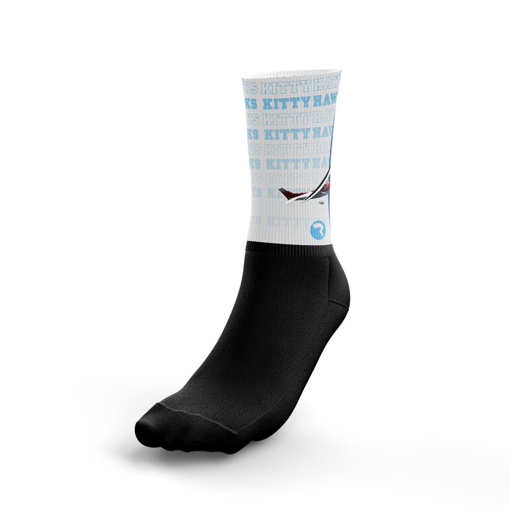 Triangle Kittyhawks Light Socks