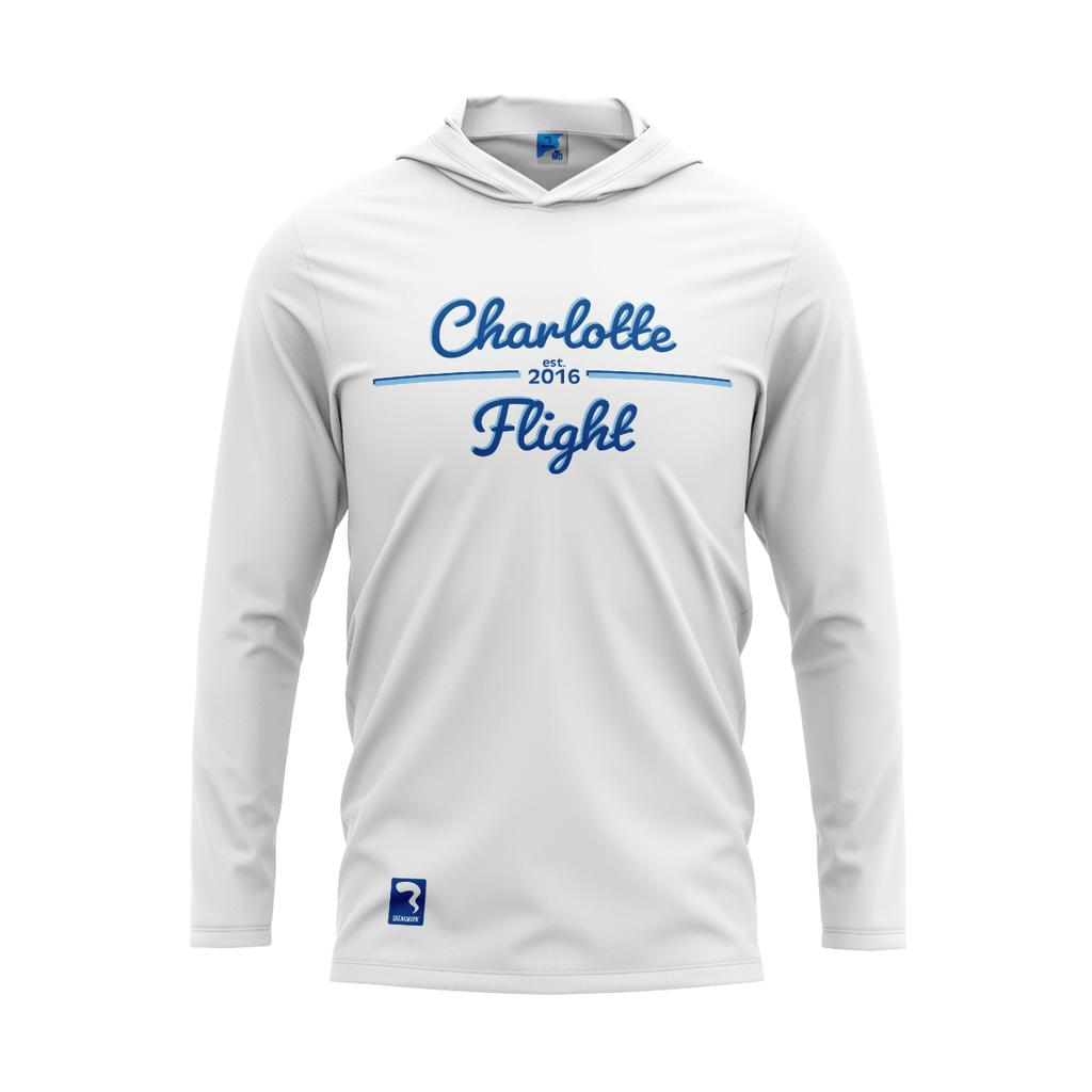 Charlotte YCC Light Long Sleeve Hood