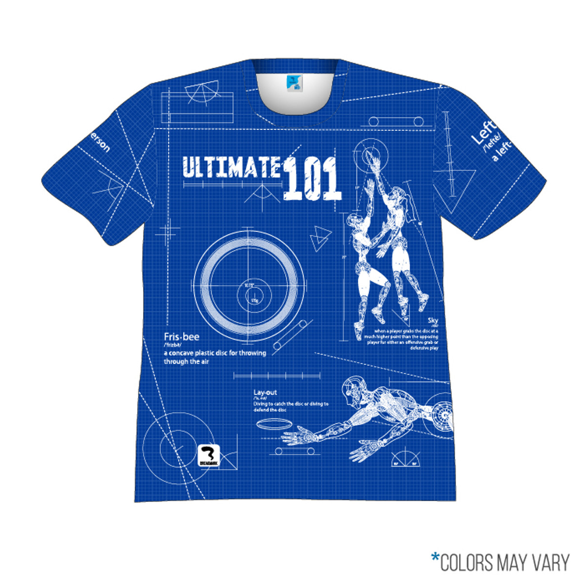 Ultimate 101 Front