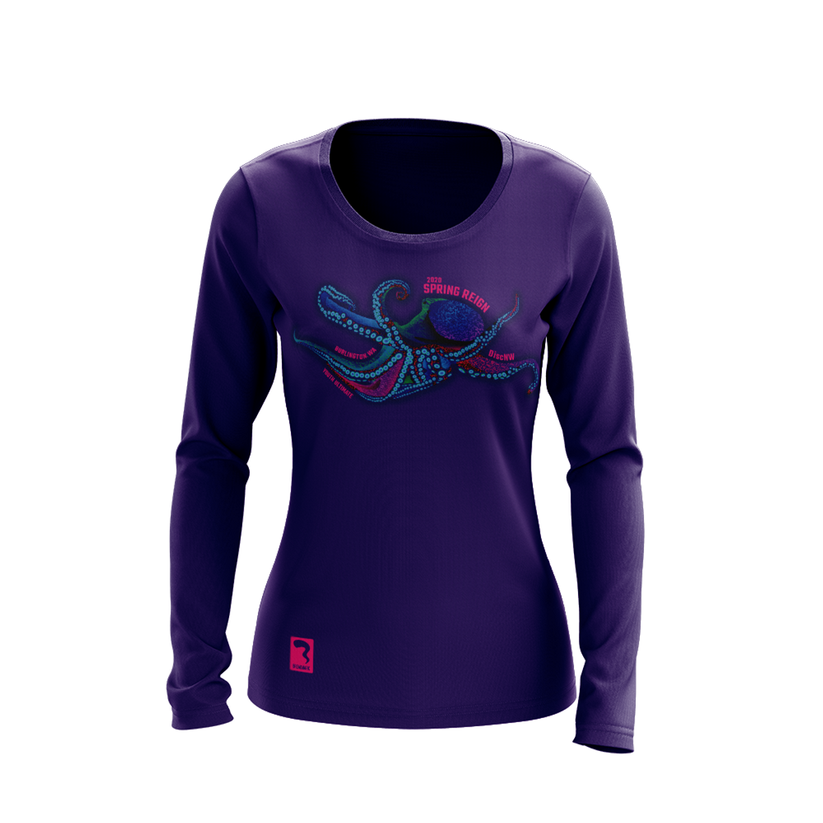 Spring Reign Purple Sub Long Sleeve