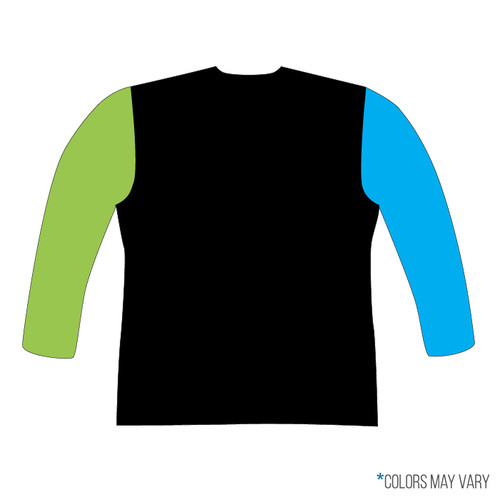 Front Panel Panther Long Sleeve Back