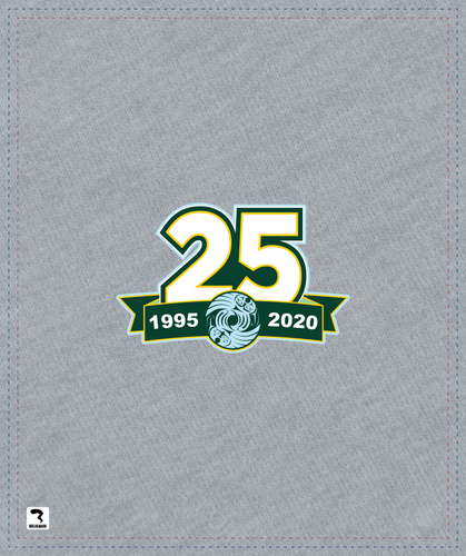 DiscNW 25th Anniversary Blanket