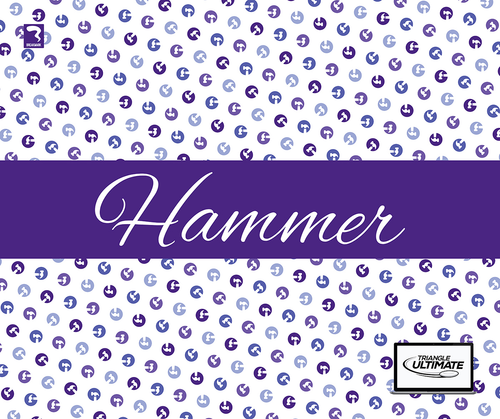 Triangle Hammers Light Blanket