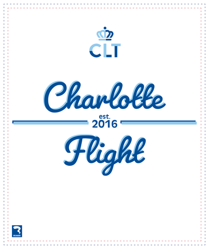 Charlotte YCC Light Blanket