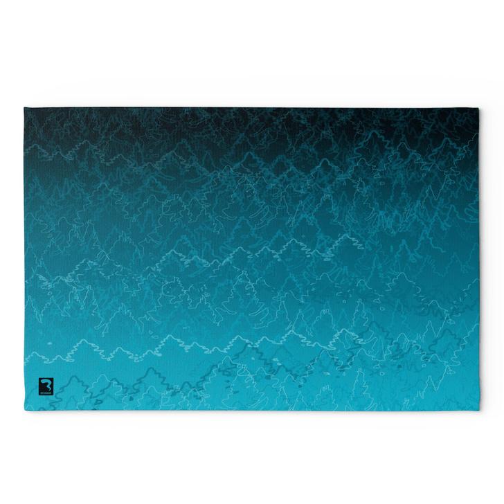 Vibrate Aqua Blanket