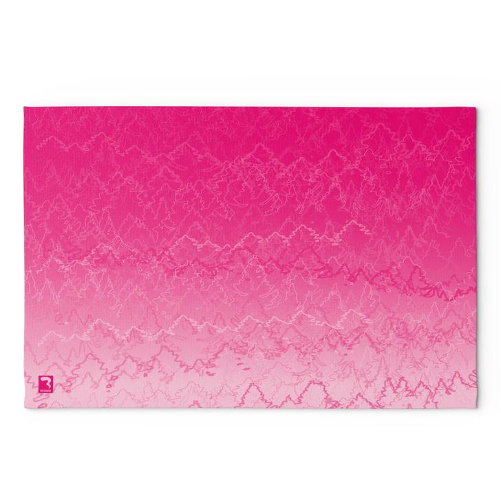 Vibrate Pink Blanket