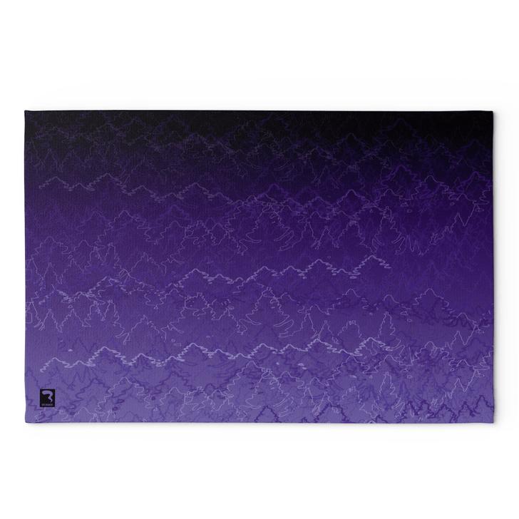 Vibrate Purple Blanket