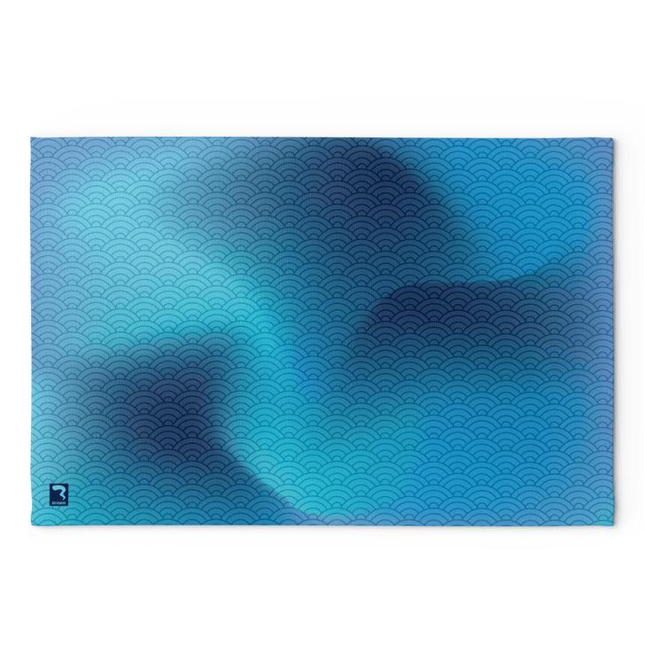 Waves Ocean Blanket