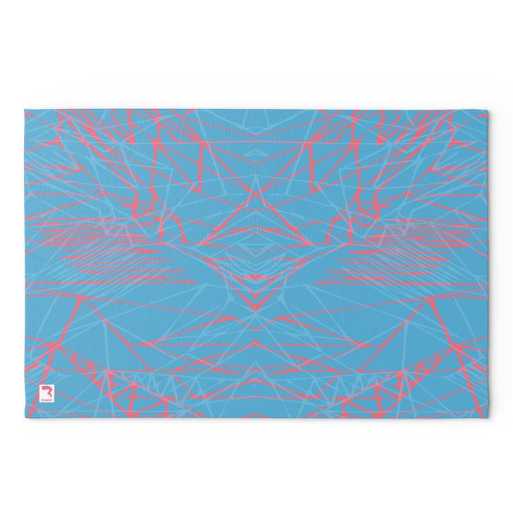 Web Punch Blanket
