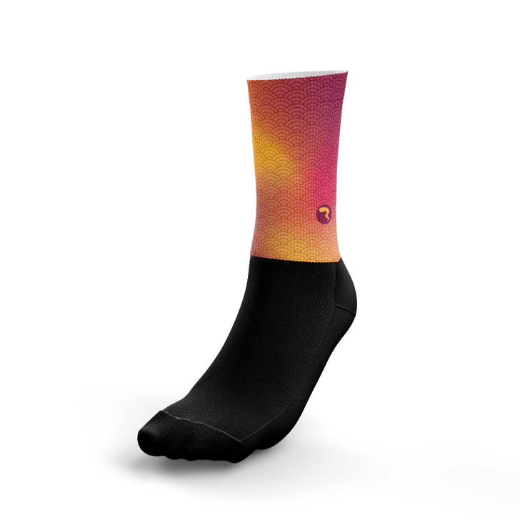 Waves Sunrise Socks
