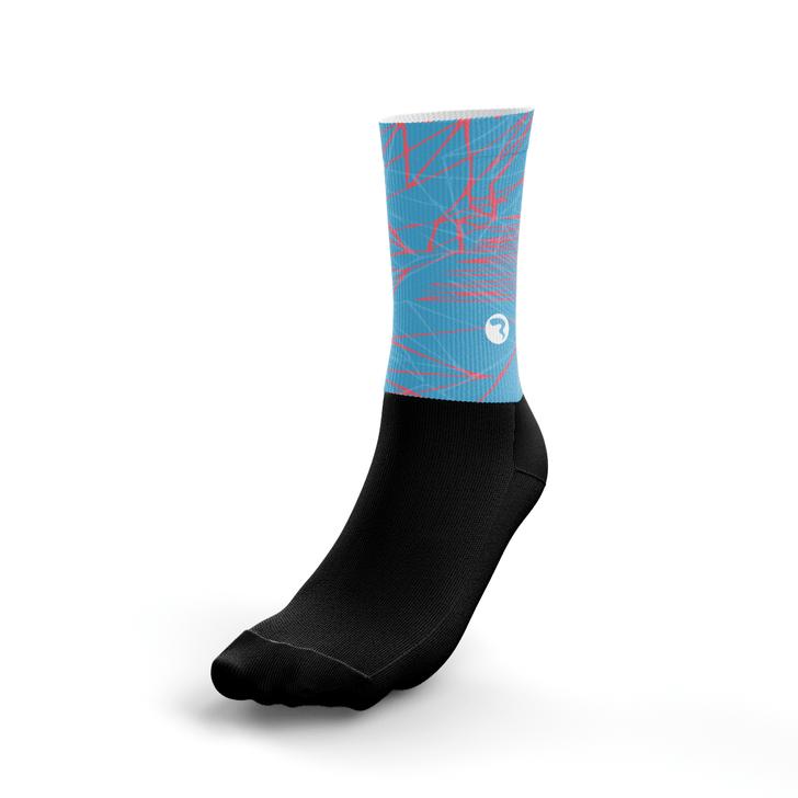 Web Punch Socks