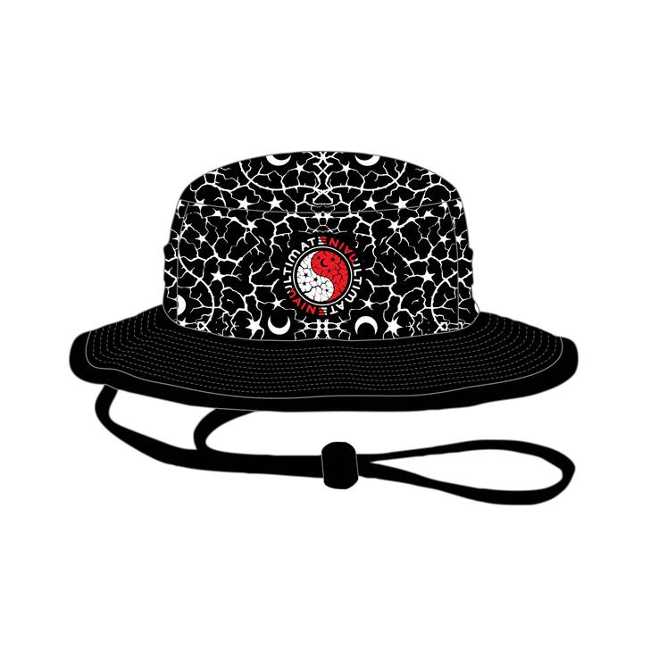 Maine Ultimate Black Bucket Hat