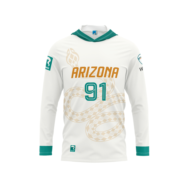 Arizona Light Long Sleeve Hood