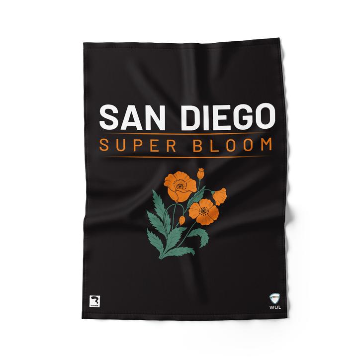 San Diego Dark Hand Towel
