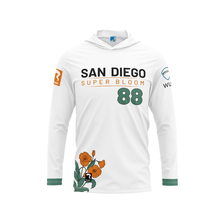 San Diego Light Long Sleeve Hood