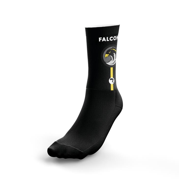 San Francisco Dark Socks