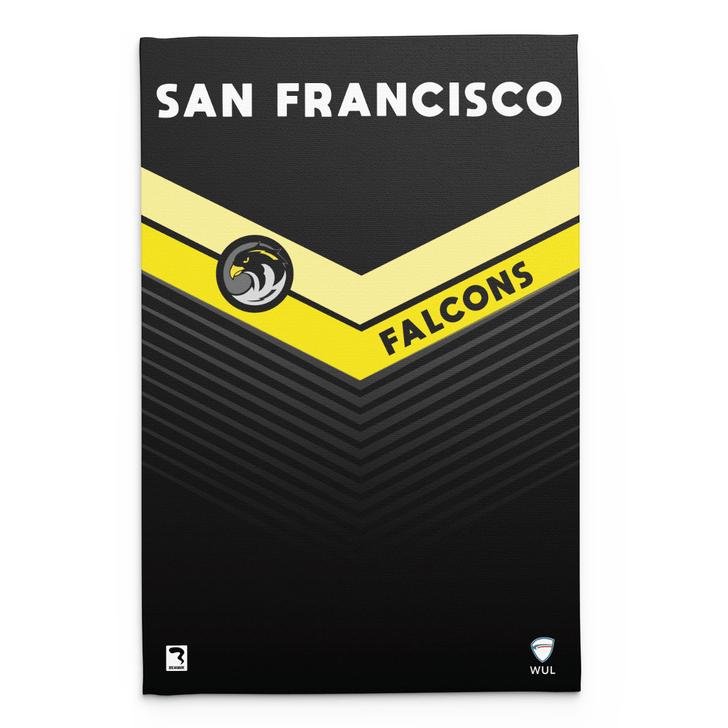 San Francisco Dark Blanket