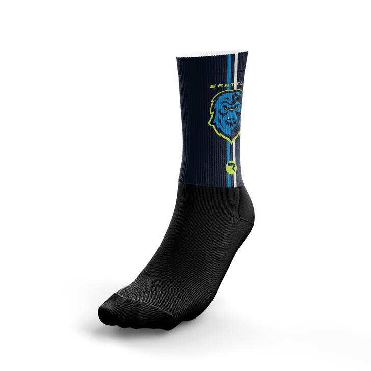 Seattle Dark Socks