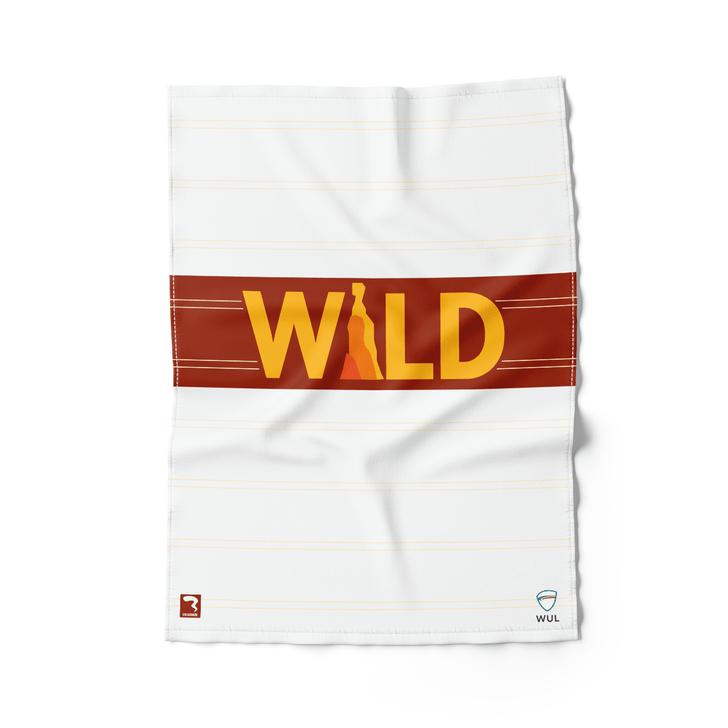 Utah Light Beach Towel