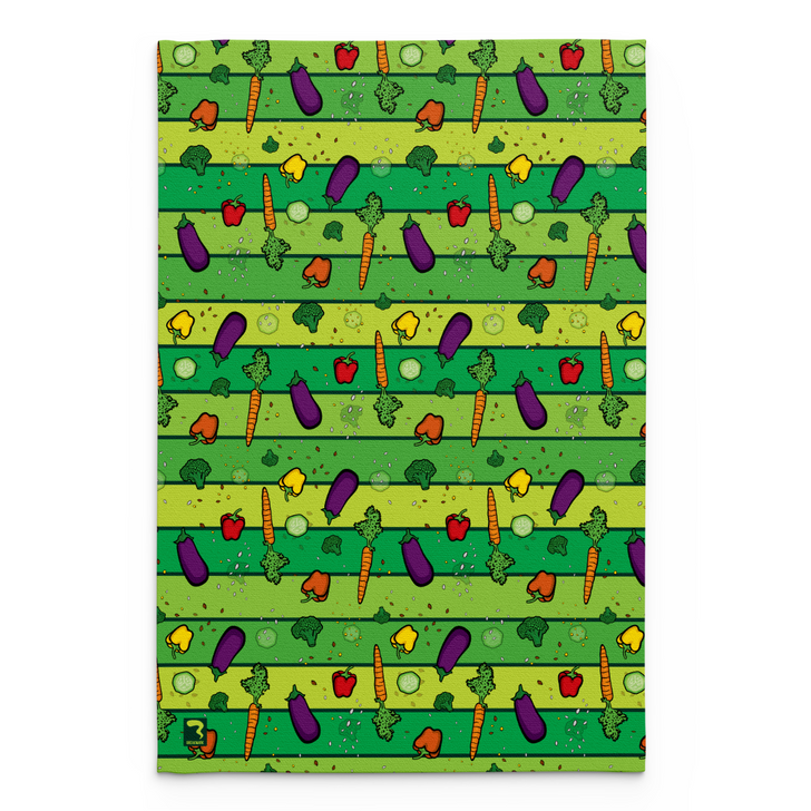 Veggies Blanket