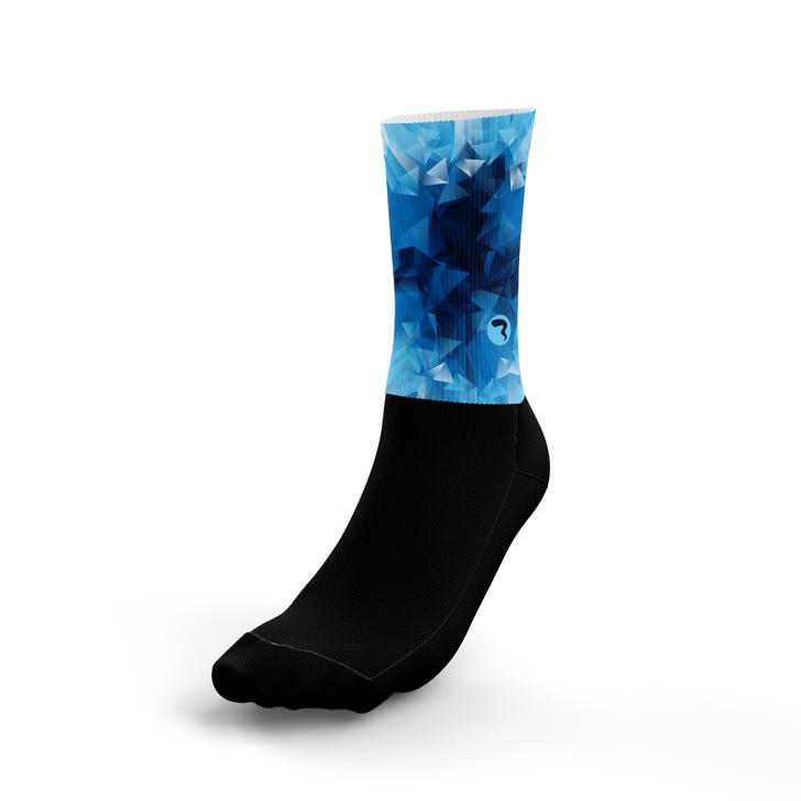 Gems Blue Socks