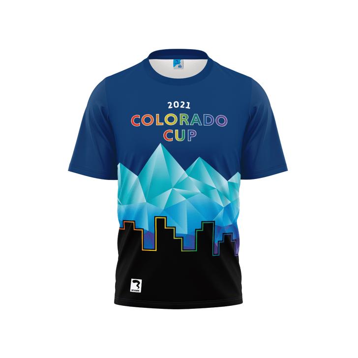 Colorado Cup 2021 Full Sub Short Sleeve