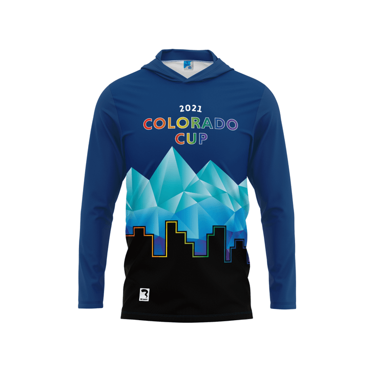 Colorado Cup 2021 Full Sub Long Sleeve Hood