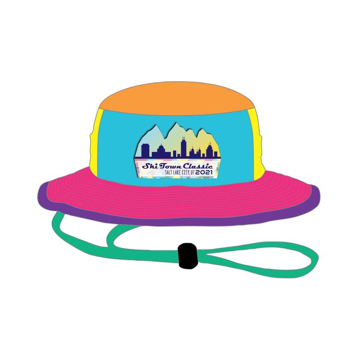 Ski Town 2021 Bucket Hat