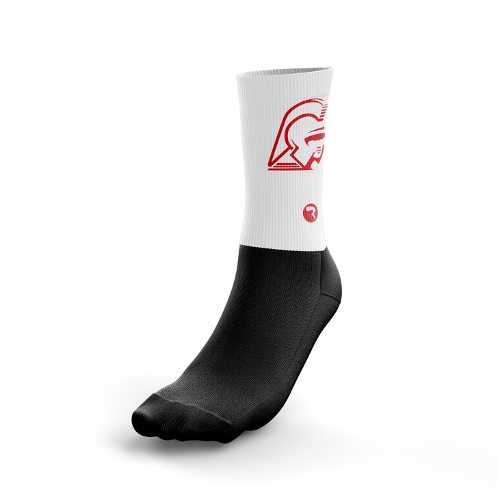 Center Grove White Socks