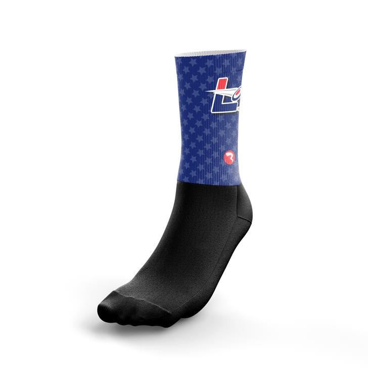 Legacy Dark Socks