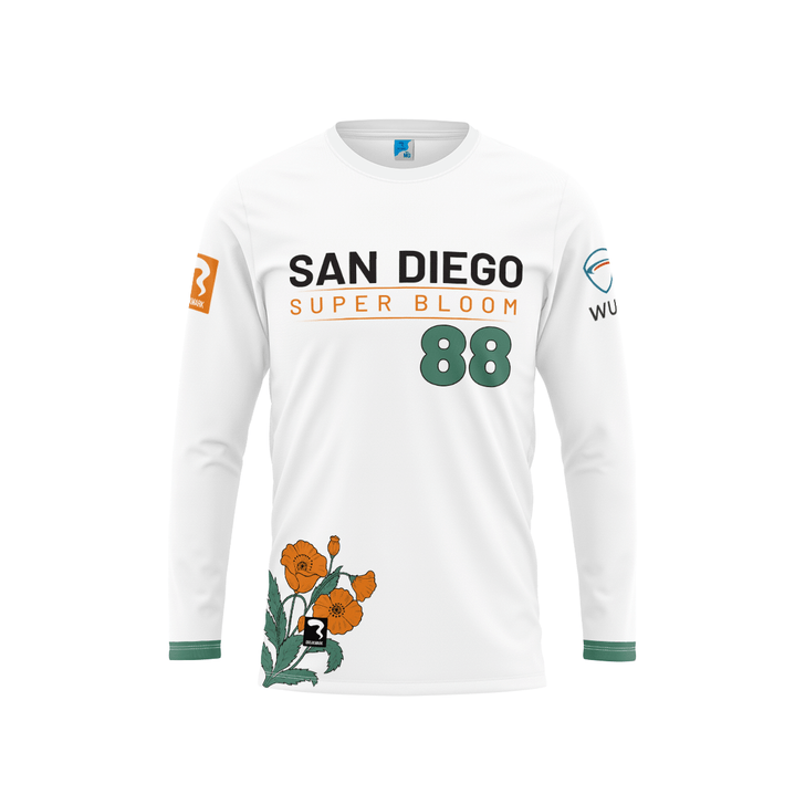 San Diego Light Long Sleeve Jersey