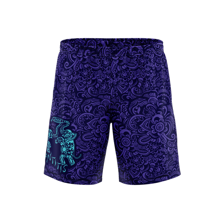 Elephantitis Dark Full Sub Shorts