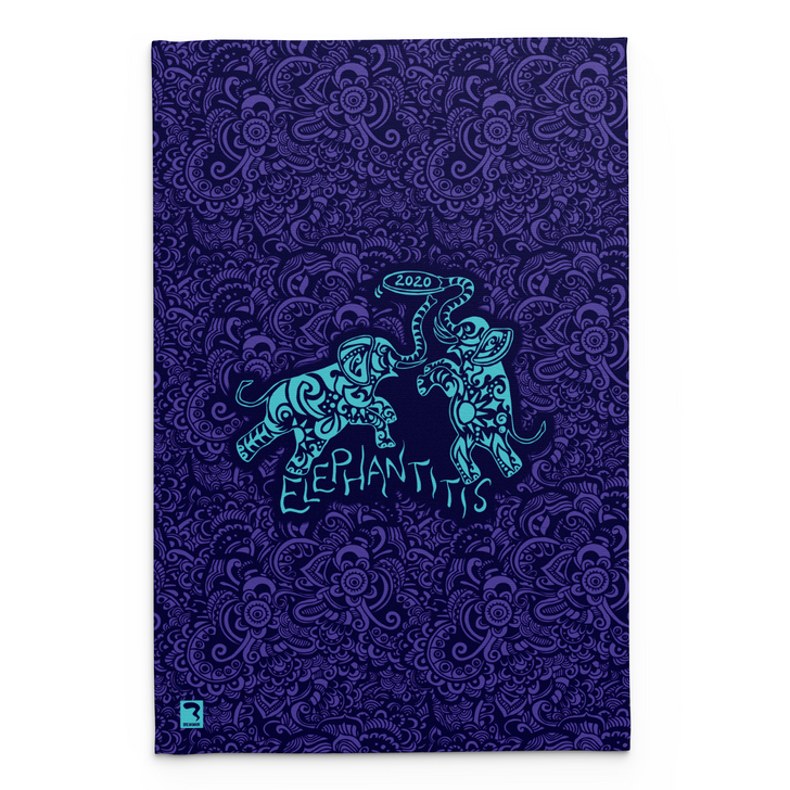 Elephantitis Dark Blanket
