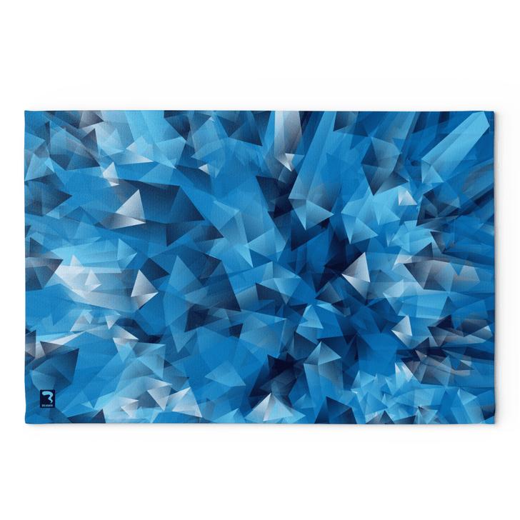 Gems Blue Blanket