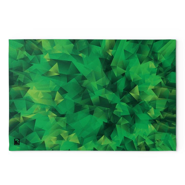 Gems Green Blanket