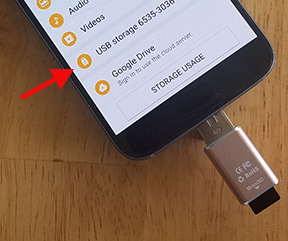 MicroSD Card Reader for Android - How To Use