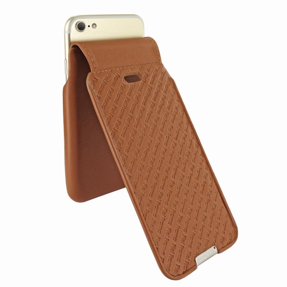 Piel Frama iPhone 6 / 6S / 7 / 8 UltraSliMagnum Leather Case - Tan
