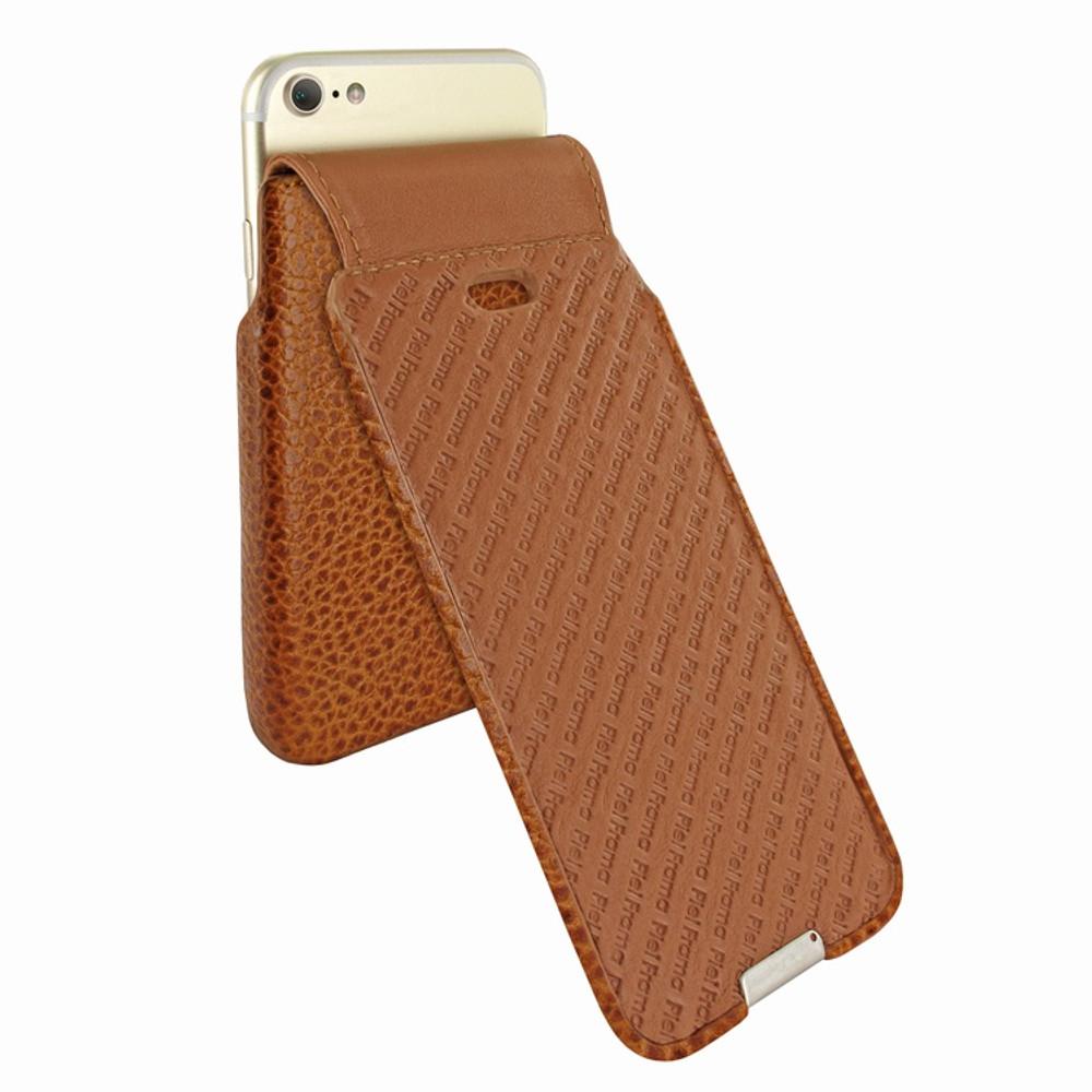 Piel Frama iPhone 6 / 6S / 7 / 8 UltraSliMagnum Leather Case - Tan iForte