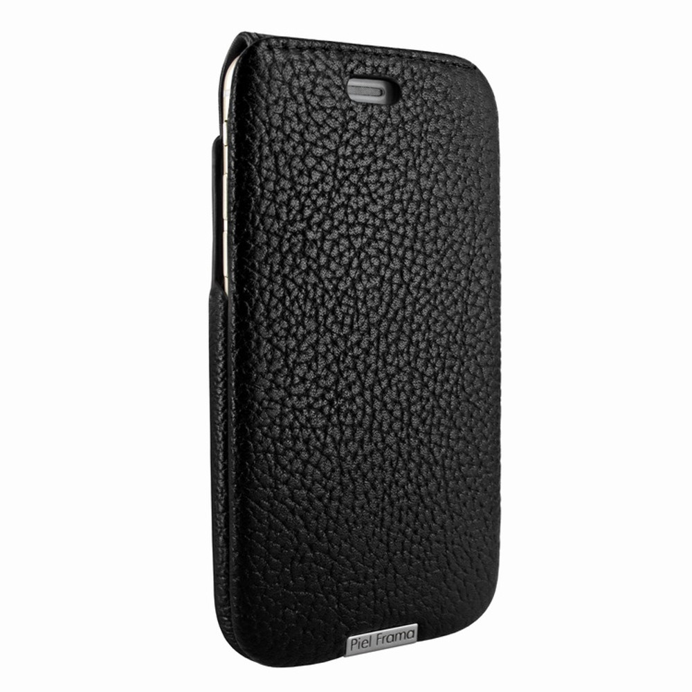 Piel Frama iPhone 6 Plus / 6S Plus / 7 Plus / 8 Plus UltraSliMagnum Leather Case - Black iForte