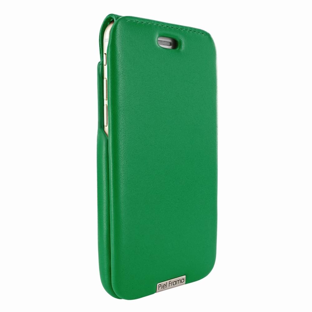 Piel Frama iPhone 6 Plus / 6S Plus / 7 Plus / 8 Plus UltraSliMagnum Leather Case - Green