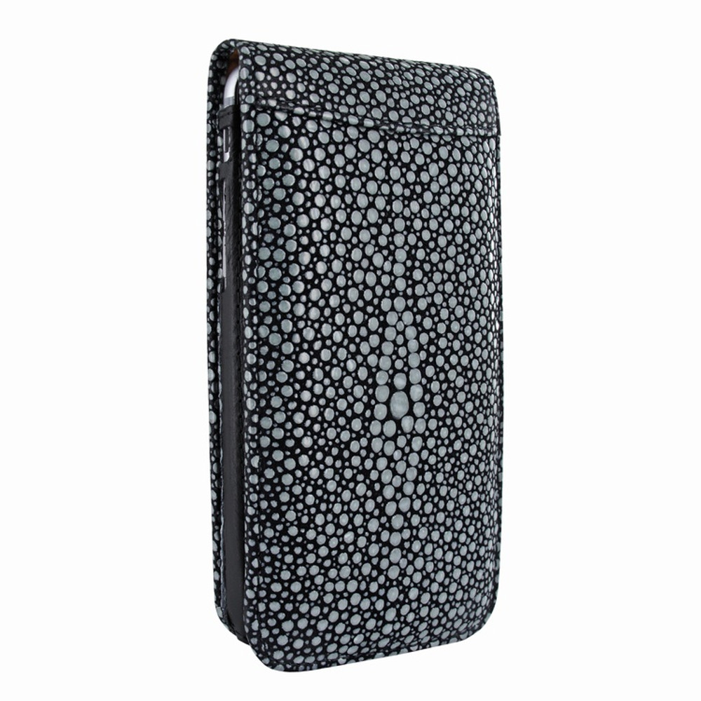 Piel Frama iPhone 7 / 8 Classic Magnetic Leather Case - Black Cowskin-Stingray