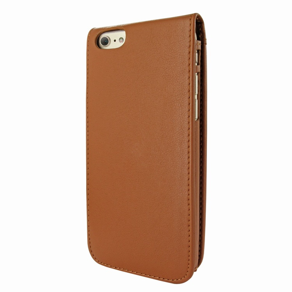 Piel Frama iPhone 7 / 8 Classic Magnetic Leather Case - Tan